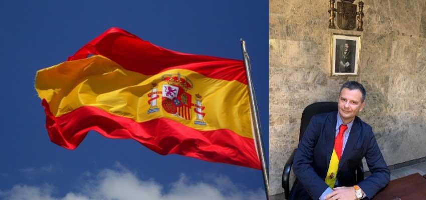 Nacionalidad española Andrea Carlo