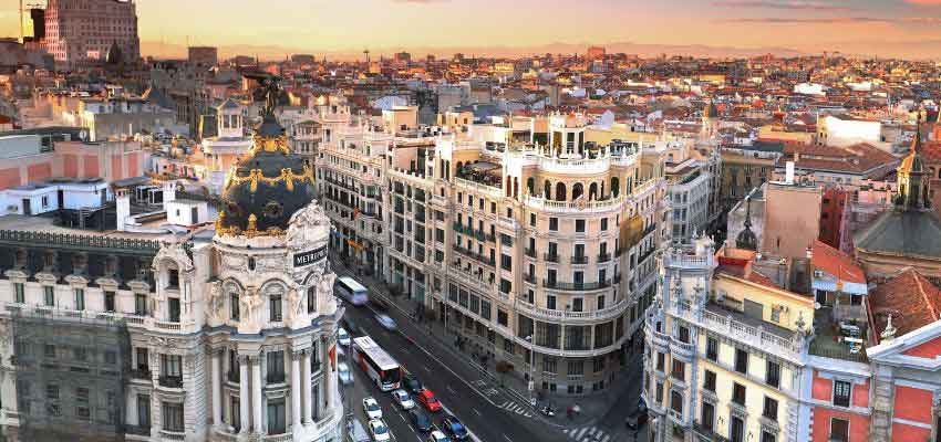 Residencia española larga duracion
