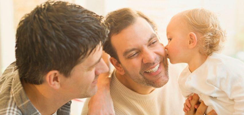 Maternidad concedida para pareja gay